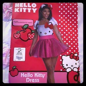 Hello Kitty Dress Costume